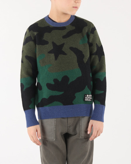 Diesel Kroxi Gyerek pulóver