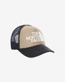 The North Face Logo Trucker Gyerek siltes sapka