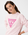 Guess Basic Triangle Fleece Melegít?fels?