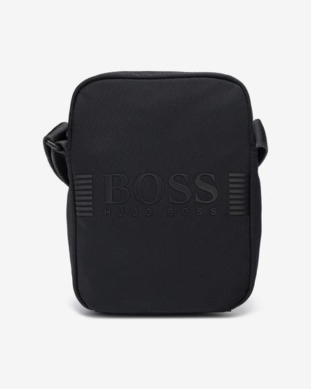 BOSS Pixel Crossbody táska
