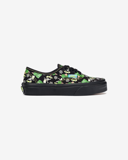 Vans The Simpsons Authentic Glow Bart Gyerek sportcip?