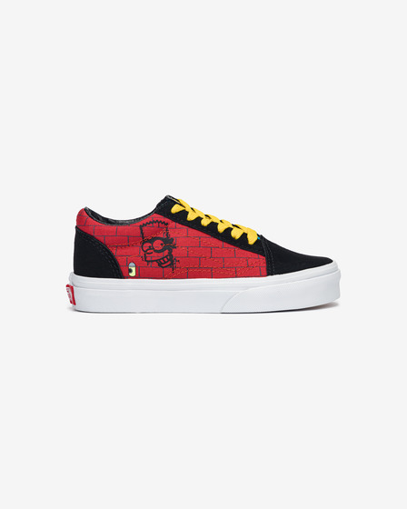 Vans The Simpsons Old Skool El Barto Gyerek sportcip?