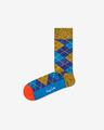 Happy Socks Argyle Zokni