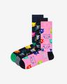 Happy Socks Cat Gift Box Zokni 3 pár