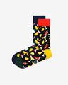 Happy Socks Taco Socks Gift Set Zokni, 2 pár