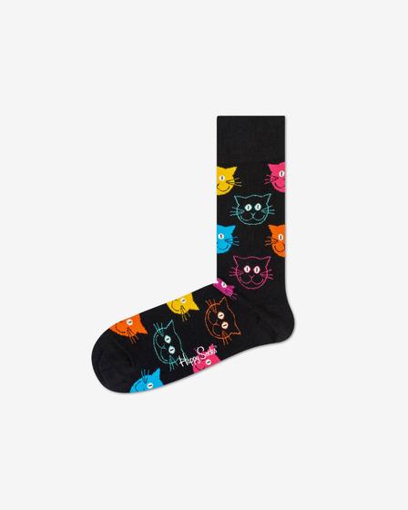 Happy Socks Cat Zokni