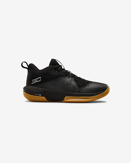 Under Armour Grade School UA SC 3ZER0 IV Basketball Gyerek sportcipő