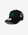 New Era New York Yankees MLB League Essential 9Forty Siltes sapka