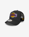New Era Los Angeles Lakers NBA Dark Base Team 9Forty Siltes sapka