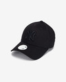 New Era New York Yankees Essential All Black 9Forty Siltes sapka