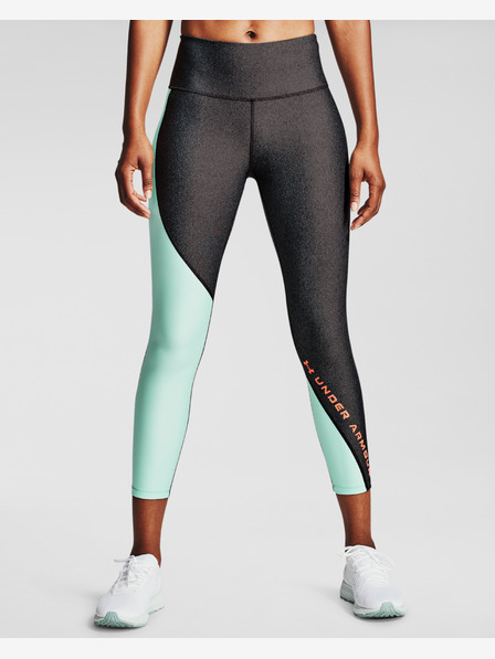 Under Armour HeatGear® Armour Wordmark 7/8 Legings