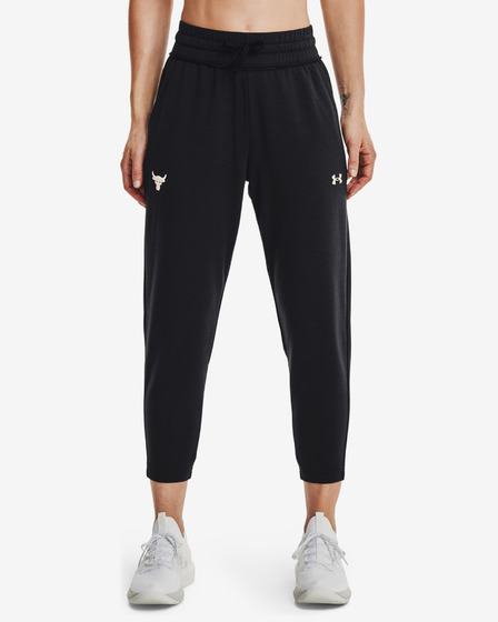Under Armour Project Rock Terry Crop Melegítő nadrág