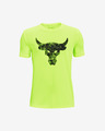 Under Armour Project Rock Brahma Bull Gyerek póló