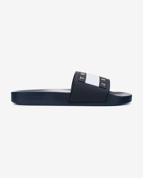 Tommy Jeans Flag Pool Slide Papucs
