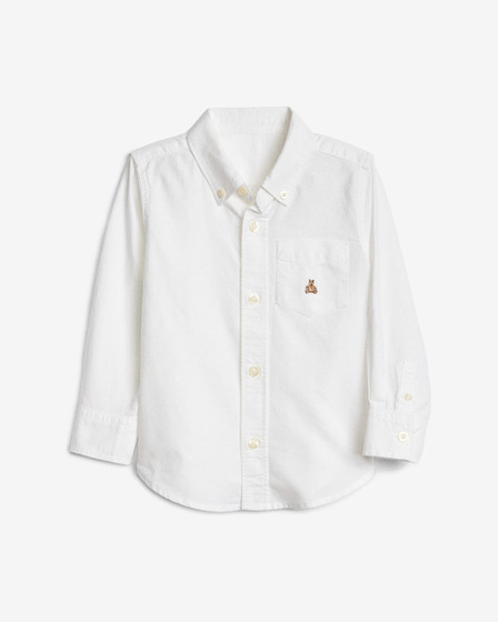 GAP Oxford Button-Down Gyerek ing