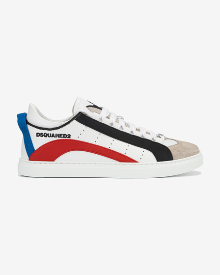 DSQUARED2 Lace-Up Low Top Sportcipő
