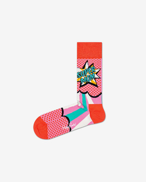 Happy Socks Super Mom Zokni