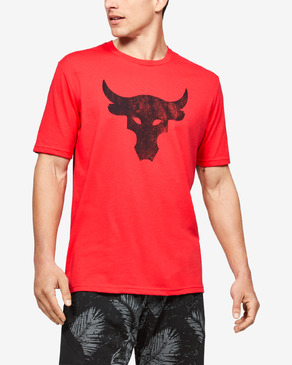 Under Armour Project Rock Brahma Bull Póló