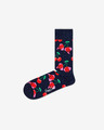 Happy Socks Cherry Dog Zokni